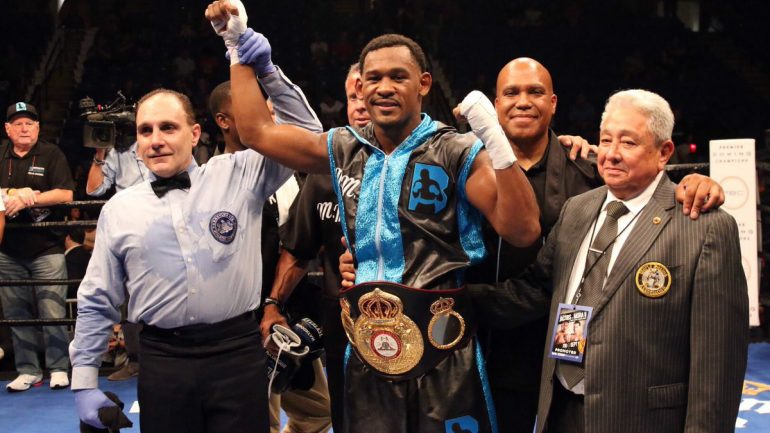 Danny Jacobs: 'One punch could change everything'