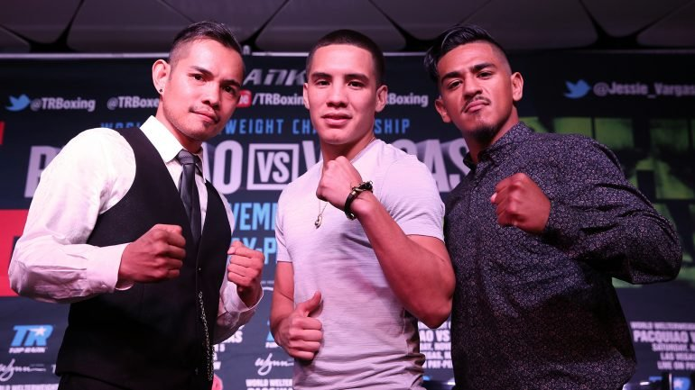 Oscar Valdez ready to begin world title reign