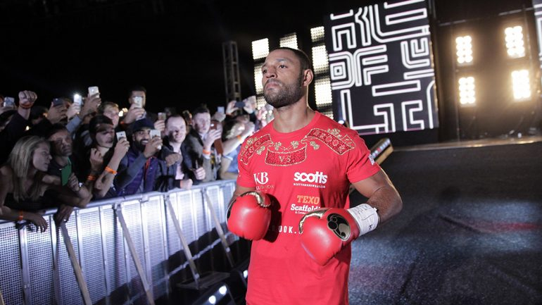 Kell Brook believes boxing should follow UFC's example