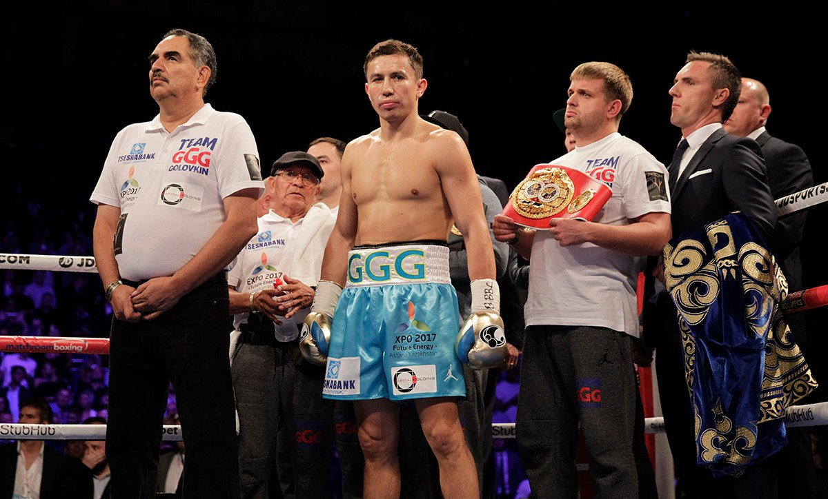 golovkin waiting for jacobs off dec 10 date the ring. Black Bedroom Furniture Sets. Home Design Ideas