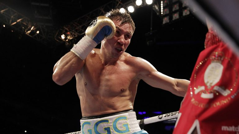 Gennady Golovkin criticism is unfounded