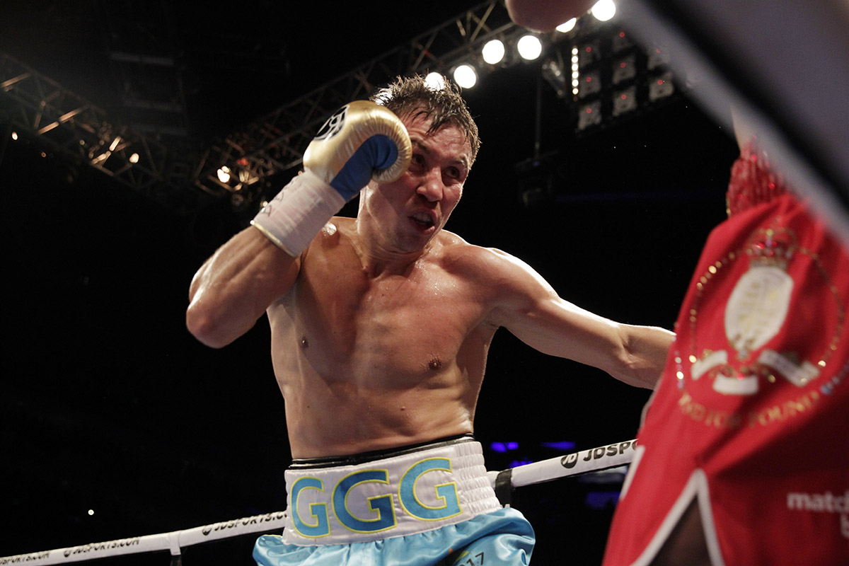 Ring Ratings Middleweight