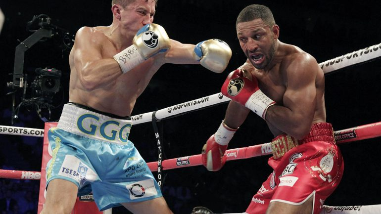 Gennady Golovkin vs. Kell Brook by Matchroom Boxing