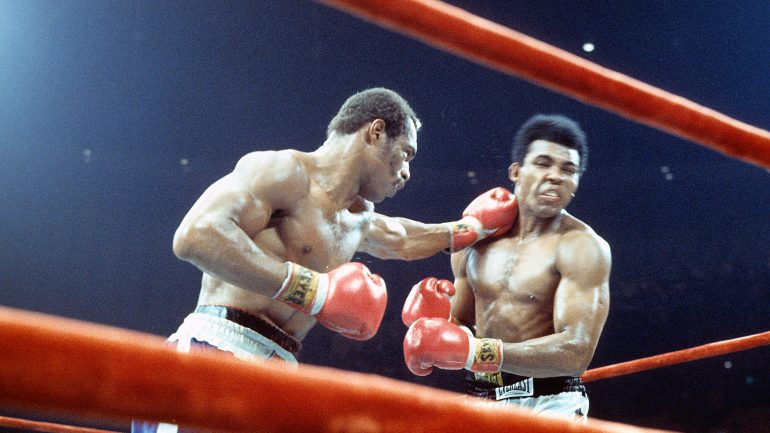 Foreman and Holmes split on Ali-Norton rivalry