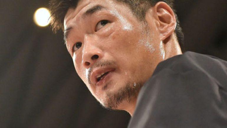 Hozumi Hasegawa announces retirement