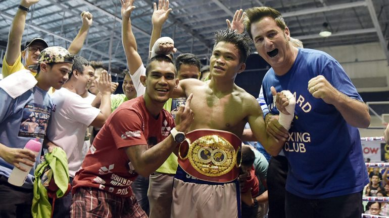 Jerwin Ancajas set for first defense against Jose Alfredo Rodriguez