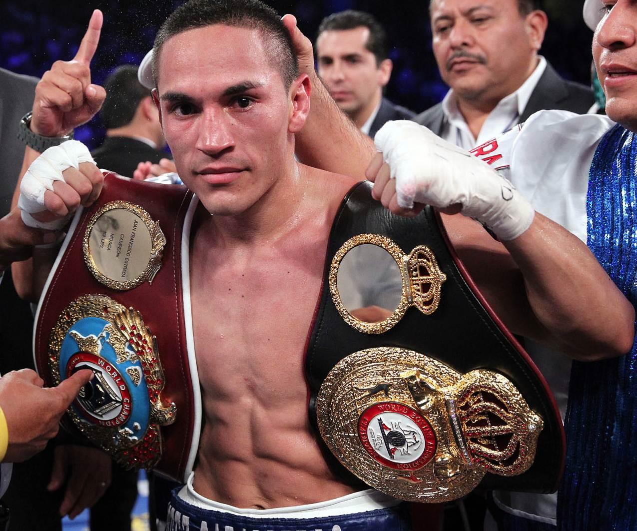 Juan Francisco Estrada to face Raymond Tabugon at 115 - The Ring