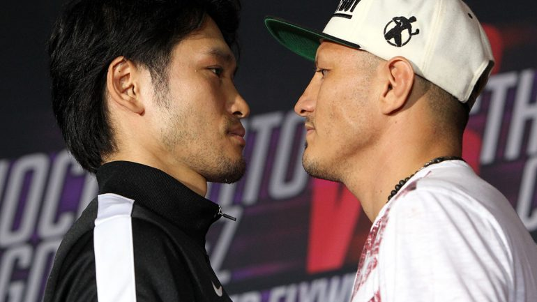 Soto Karass vs. Kamegai II: Return of the gatekeepers