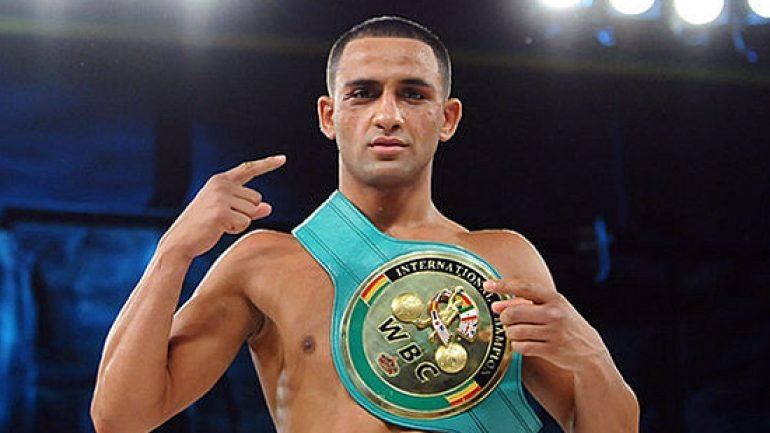 Kid Galahad: 'I'd travel anywhere in the world to fight any world champion'