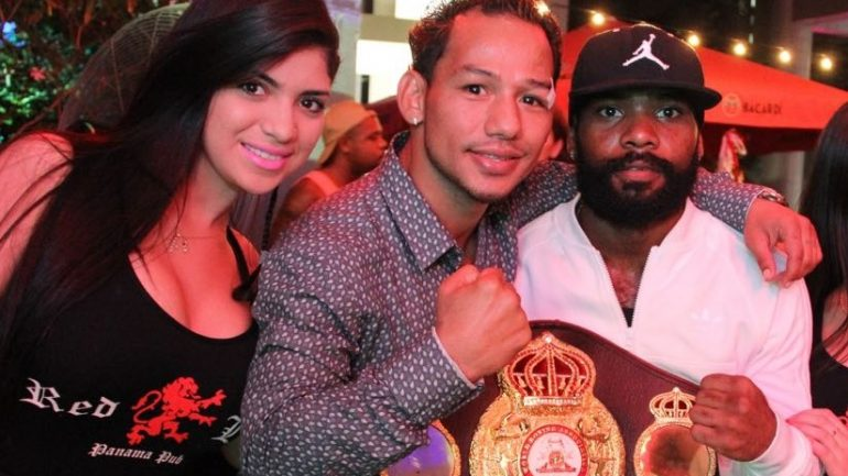 Concepcion wades into stacked 115-pound division