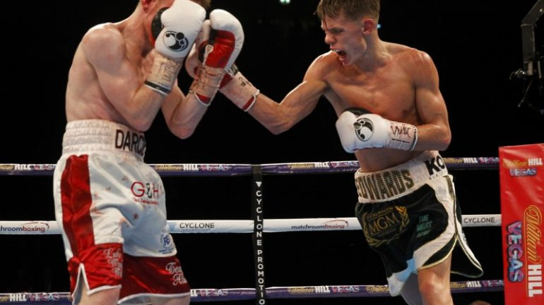 Charlie Edwards ready to grab IBF 112-pound title