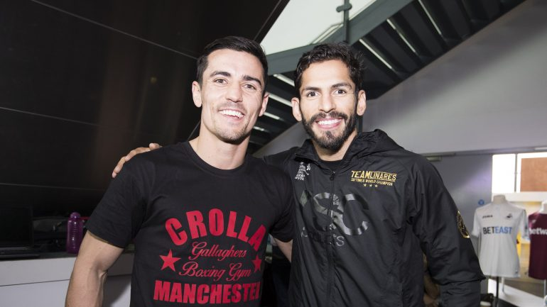 Crolla insists reward trumps respect with Linares