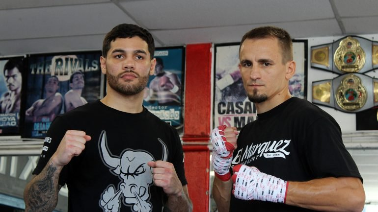 Perez, Petrov gear up for WBA title eliminator