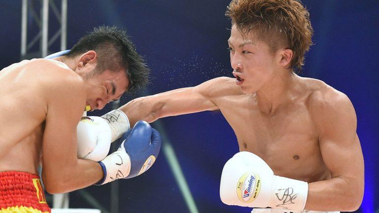 Naoya Inoue vs. Karoon Jarupianlerd by Naoki Fukuda