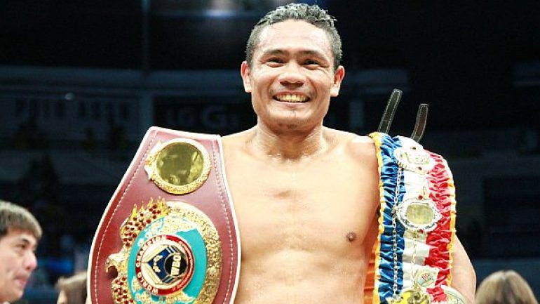 Donnie Nietes vacates 108-pound belt, moves to flyweight
