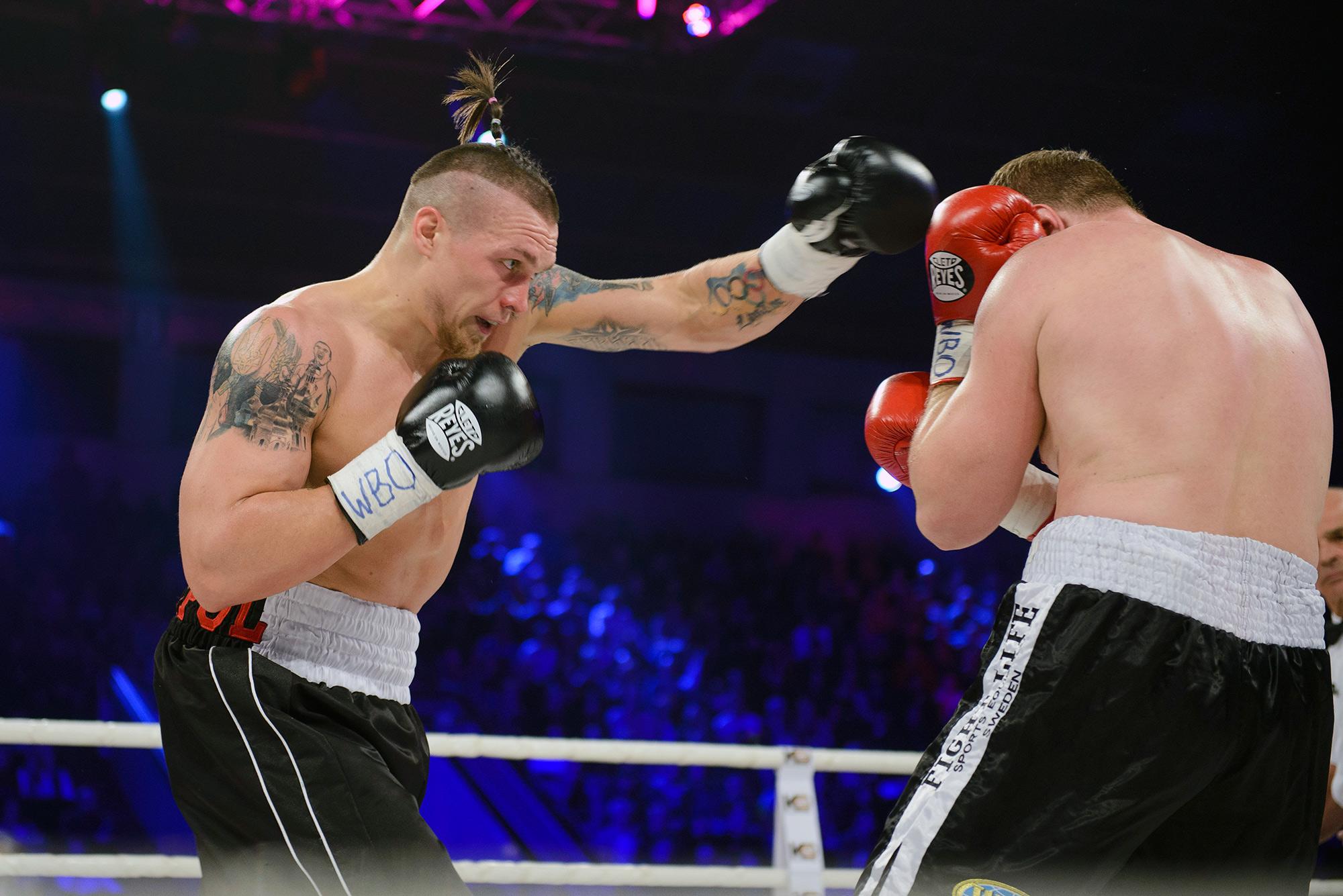 Oleksandr Usyk Ready For Krzysztof Glowacki The Ring