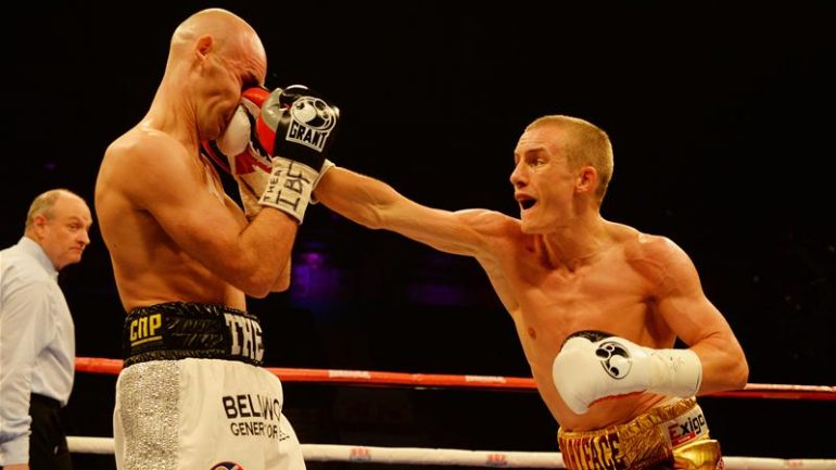 Paul Butler discusses his return to bantamweight