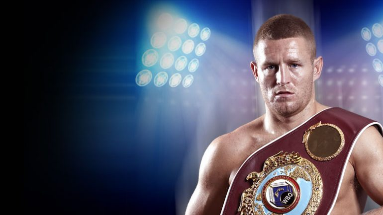 Terry Flanagan seeks neighborhood brawl with Crolla