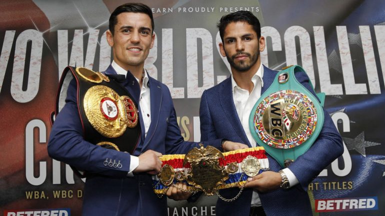 Jorge Linares: 'I'm going to steal the show'