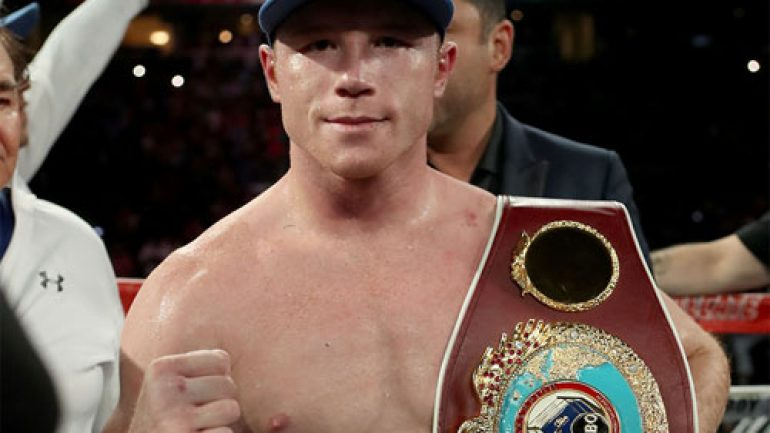 What's next for Canelo Alvarez?