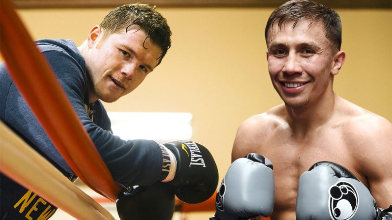Talkbox: Still on track to see Canelo vs. GGG
