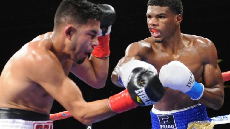 Ryan Martin vs. Bryant Cruz on March 18