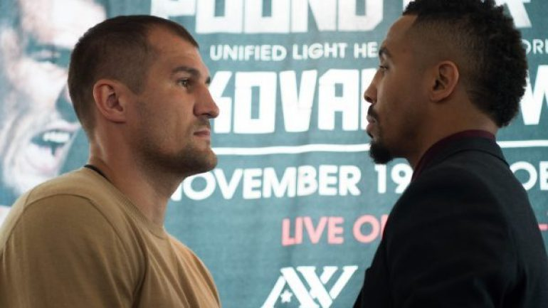 Kathy Duva confident Ward-Kovalev PPV a hit