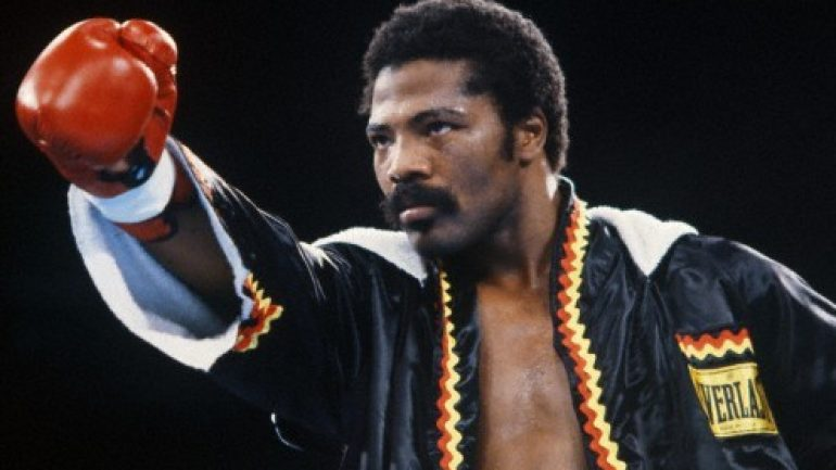 "A tribute to ""The Hawk"" Aaron Pryor"