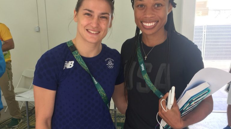 Olympic gold medalist Katie Taylor to go pro