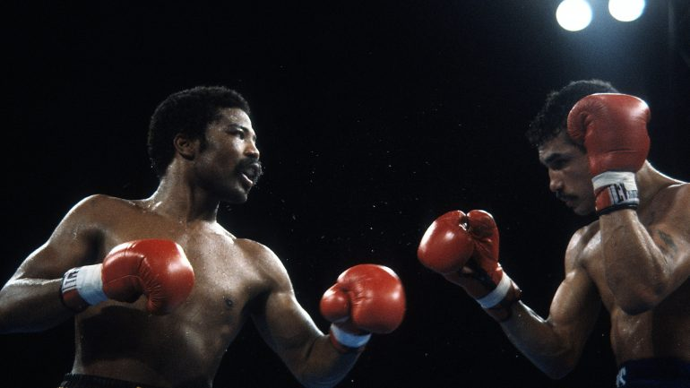 Best I faced: Aaron Pryor