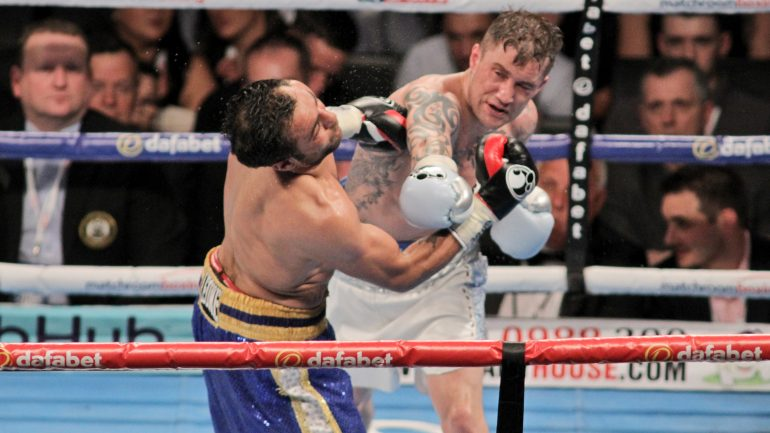 Ricky Burns has eyes on Kiryl Relikh; Broner lingers