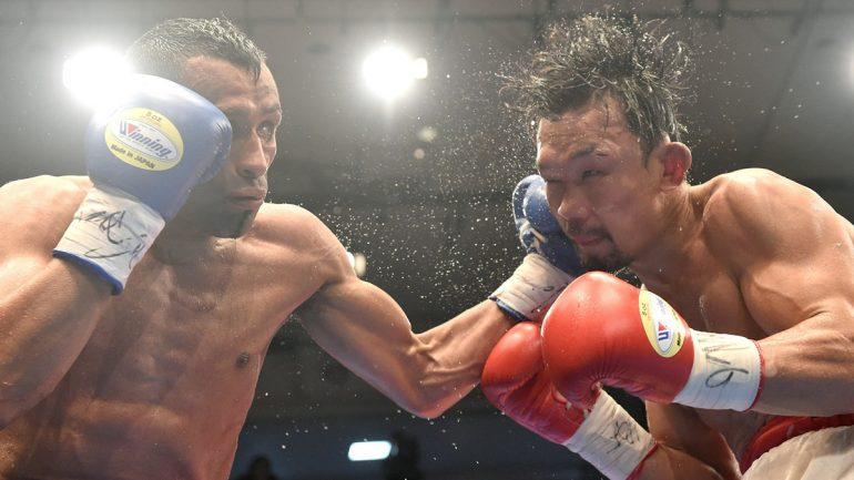 Jonathan Victor Barros vs. Satoshi Hosono