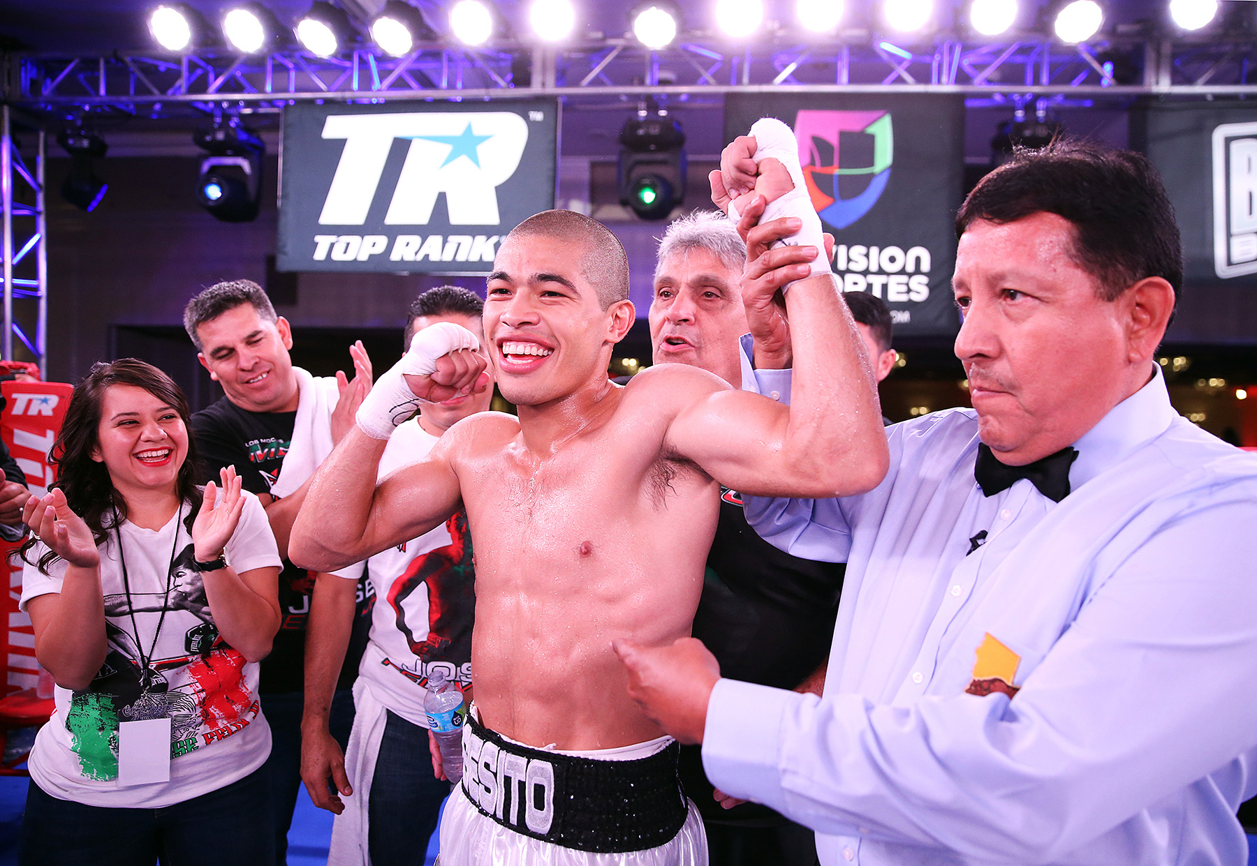 Jose Felix Jr To Face Jonathan Maicelo On Feb 17 The Ring