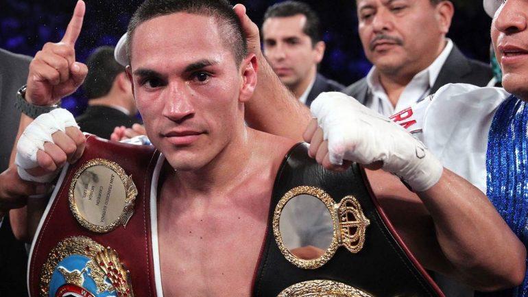 Juan Francisco Estrada stops Anuar Salas in five