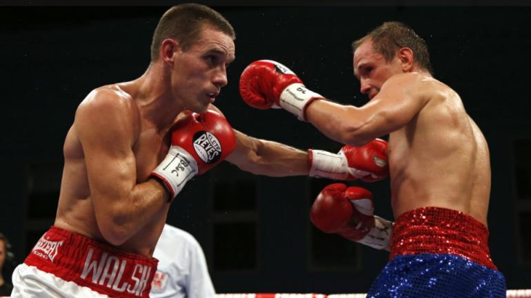 Liam Walsh outclasses Klimov, targets Pedraza