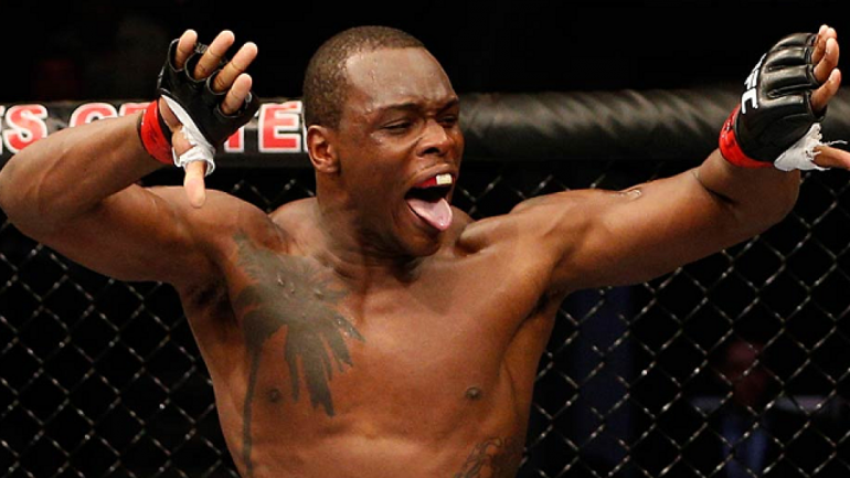 Ovince Saint Preux wants to prove he's legit at UFC 204