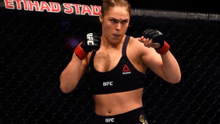 Rousey returns against Amanda Nunes at UFC 207
