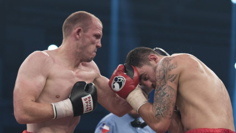 Braehmer wants Cleverly rematch as soon as possible