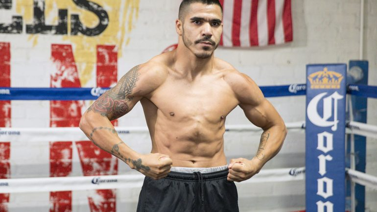 Jesus Cuellar eager to finally face Abner Mares