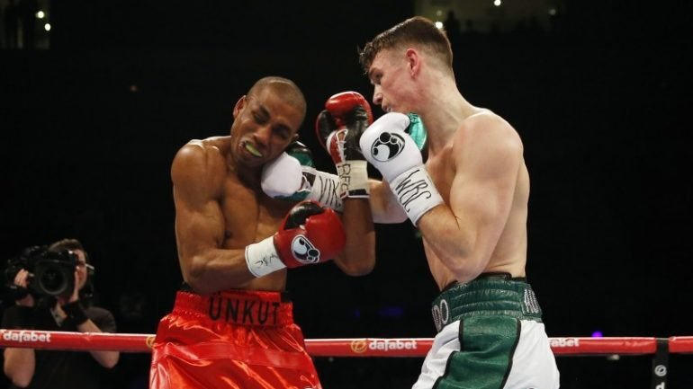 Callum Smith: 'I'm good enough to become world champion'