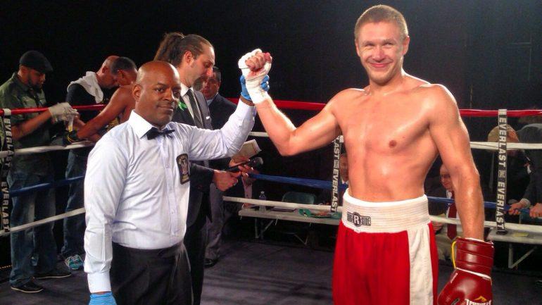 SugarHill believes in cruiserweight hopeful Alexey Zubov