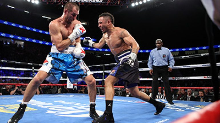 Ward charges Kovalev got tired and couldn't adapt in fight
