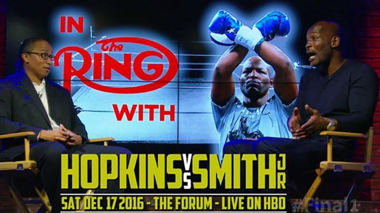 In The Ring: Bernard Hopkins