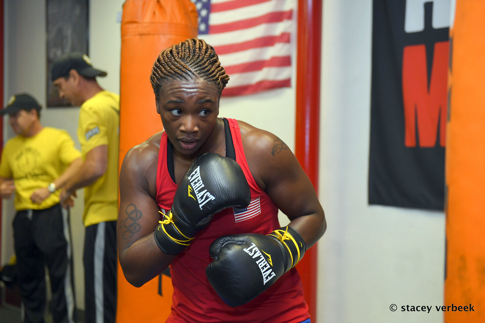 claressa shields hopes to revive women s boxing with pro. Black Bedroom Furniture Sets. Home Design Ideas