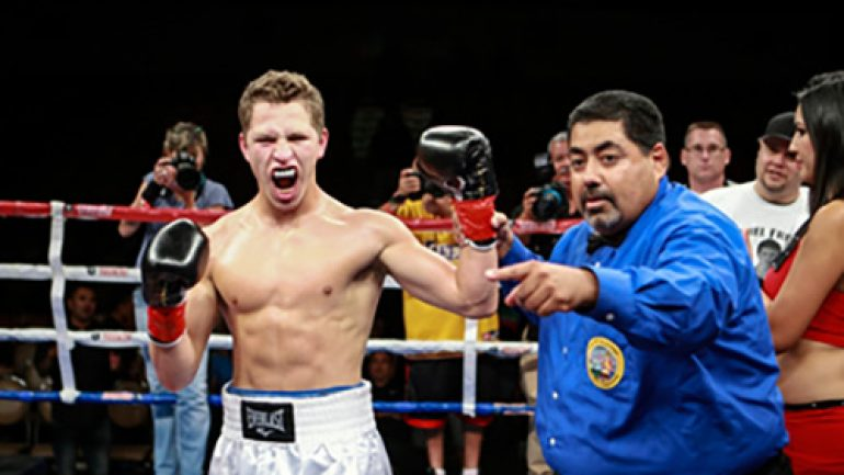 Featherweight prospect Daniel Franco upset by Christopher Martin