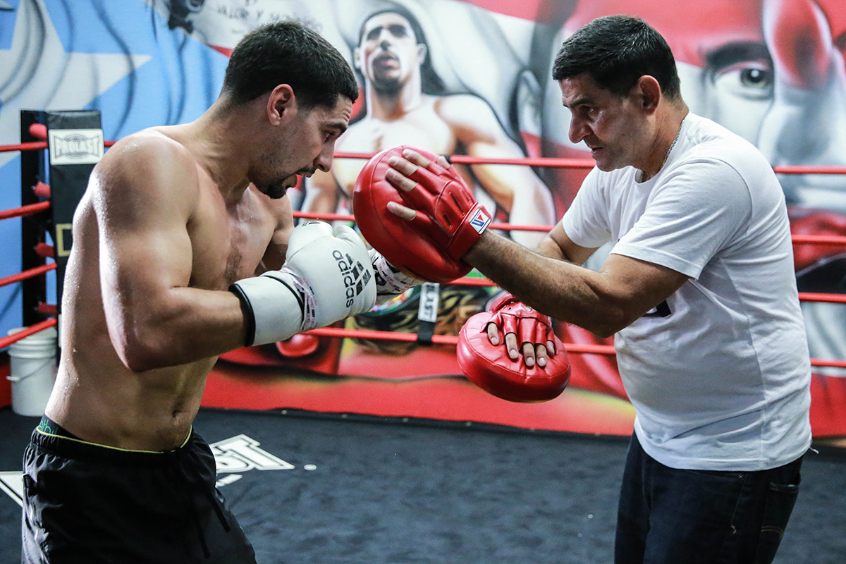 new york commission agrees to license angel garcia for