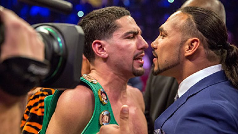 Danny Garcia: I need to beat Keith Thurman for my legacy