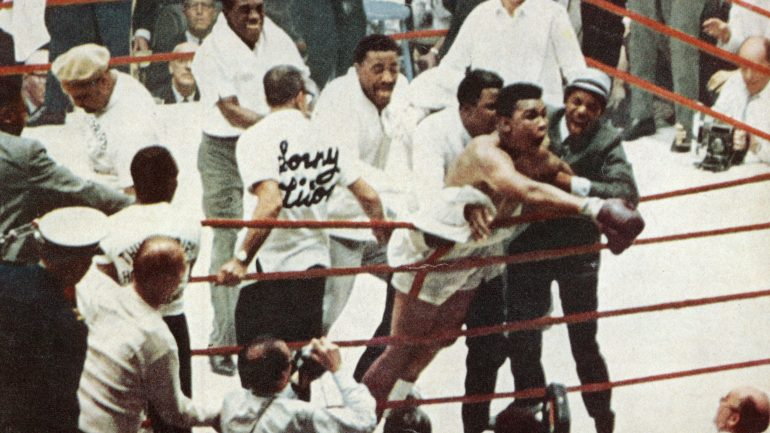 'Perfection': The 50-year anniversary of Ali-Williams