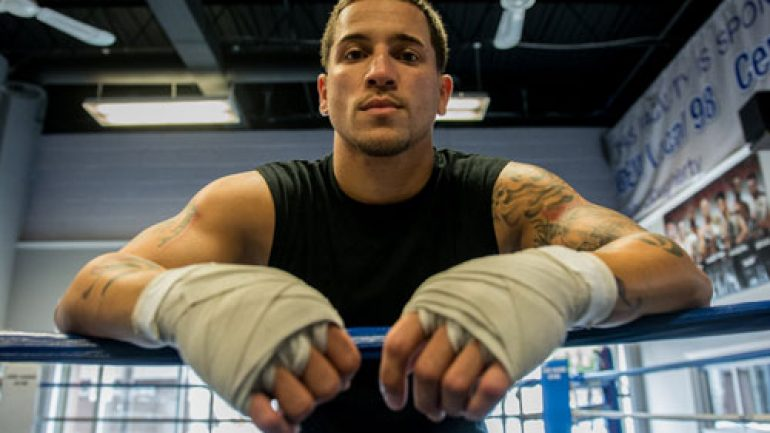 Jason Sosa, former pizza maker, aims to deliver vs. Vasyl Lomachenko