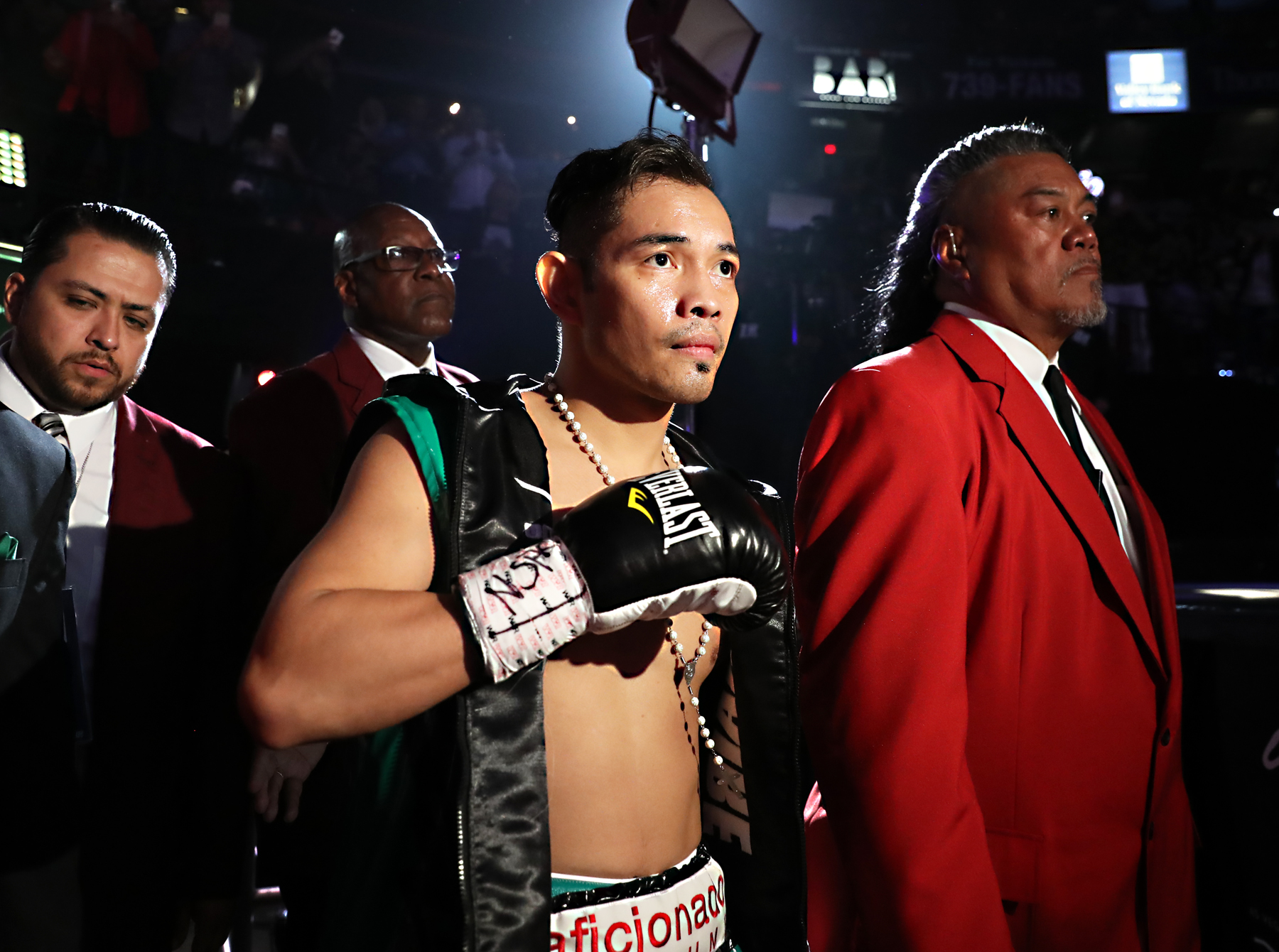 Nonito Donaire Ready For Naoya Inoue We Re Both Warriors And We Re Both Willing To Go To War The Ring